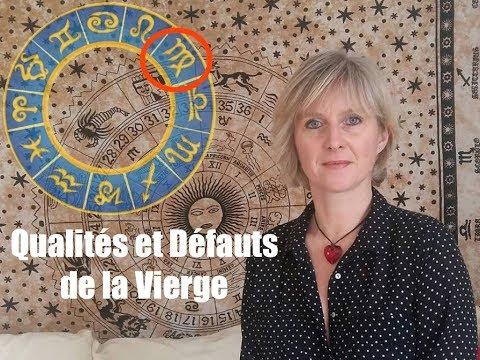 Les QUALITES Et DEFAUTS Du Signe De La VIERGE
