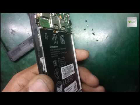 lenovo A6000 dead easy repair