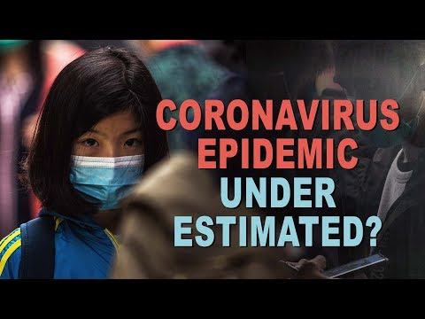 Coronavirus Epidemic Underestimated? - Zooming In