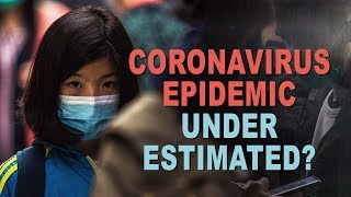 Cover images Coronavirus Epidemic Underestimated? - Zooming In