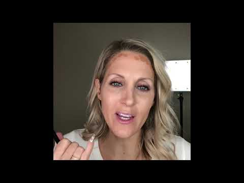 Radiant defense -how to contour and highlight - with Nicole Wagner