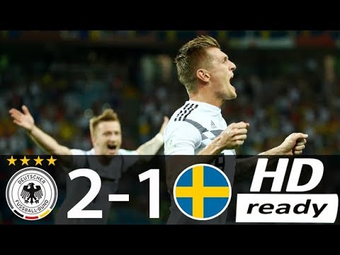 Download Germany 2-1 Sweden | All goals and Highlights | World Cup 2018 - From the stands