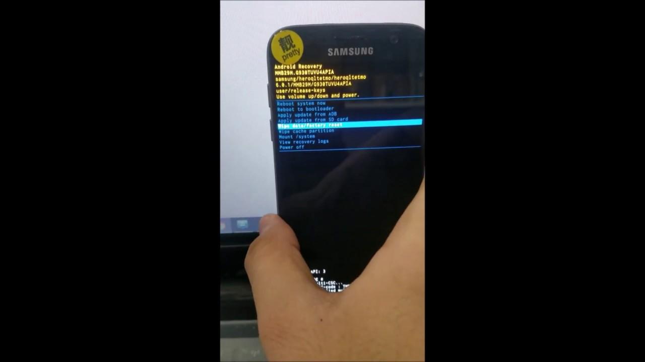 G930X T T1 U P etc MDM Lock Remove Permanently