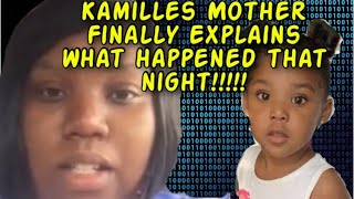 Kamille Cupcake McKinney Mother tells what happened