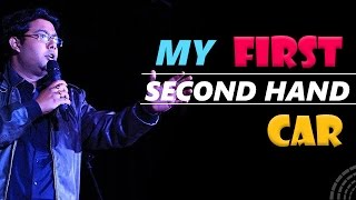 My First Second Hand Car | Chandroday Pal | Comedy Munch