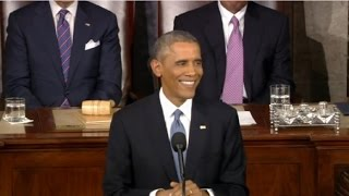 Obama Drops Instantly Legendary Republican Burn During State of the Union