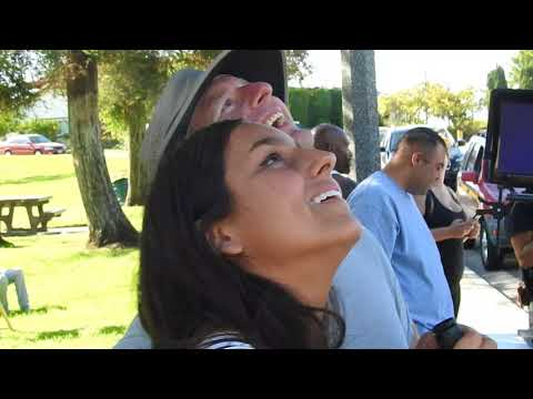 Excitement At The L.A. UFO Channel Event Sept. 24, 2017