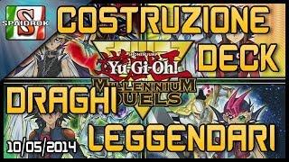Yu-Gi-Oh! MILLENNIUM DUELS: Costruzione Deck Drago Polvere Di Stelle [ITA]