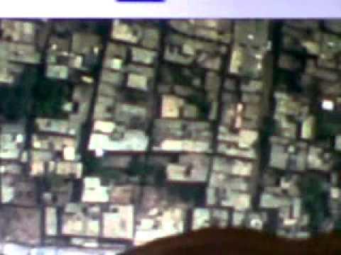 Allahabad City In Google Map YouTube - Allahabad map