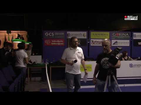 Ianne Erroi Cinzia VS Grimaldi Vincenza - Campionati Italiani 2018/2019 FINALE FEMMINILE