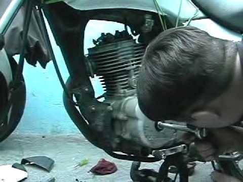 Servicio a Honda Cargo 125 PART 2 - 4 - YouTube