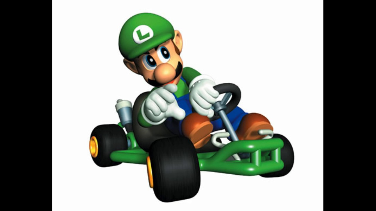 Luigi Voice Clips Mario Kart Super Circuit Youtube