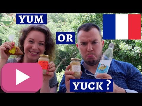 Germans try CARIBBEAN FOODS (Part 1: Martinique)