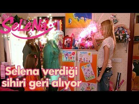 Selena, Leyla'ya verdiği sihir'i geri alıyor