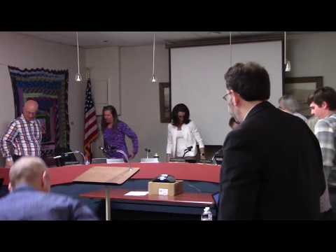 March 12, 2018 Special Board of Trustees Meeting