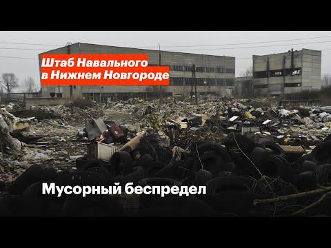 Нижегородскую область завалило мусором. Кто в этом виноват?
