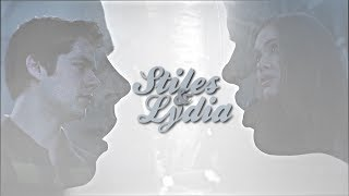 Stiles & Lydia│Moon and Back (6x20)