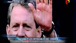 EXCLUSIVO | Luciana León: nuevos audios la comprometen con 'los Intocables del crimen' (1/2)