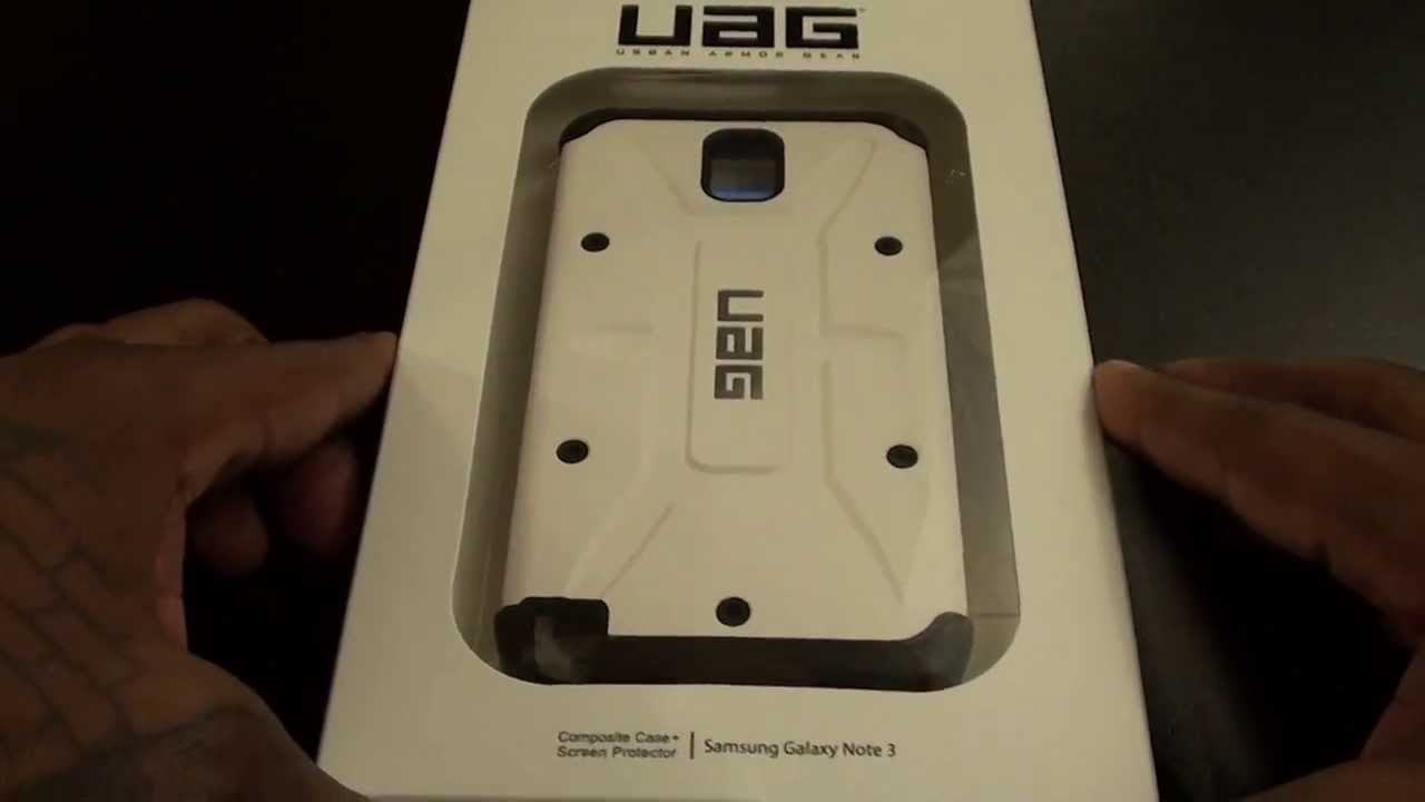 separation shoes e8ea4 c97fc UAG Navigator Rugged Case For Galaxy Note 3