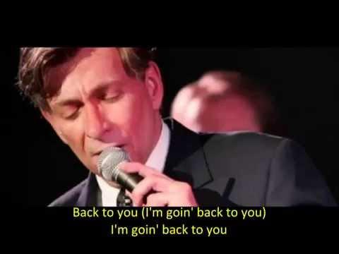 ~ Back to You (With Lyrics) - Bobby Caldwell Feat. Marylin Scott ~