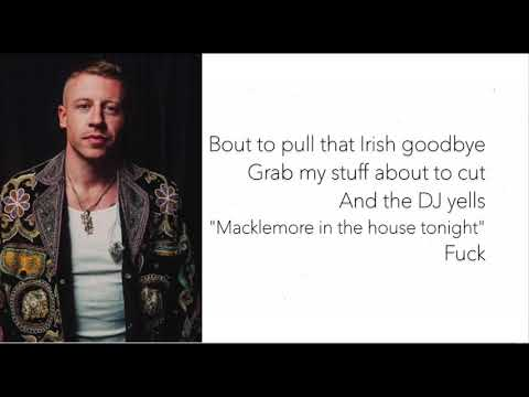 I don't belong in this club - Why Don't We & Macklemore Lyrics