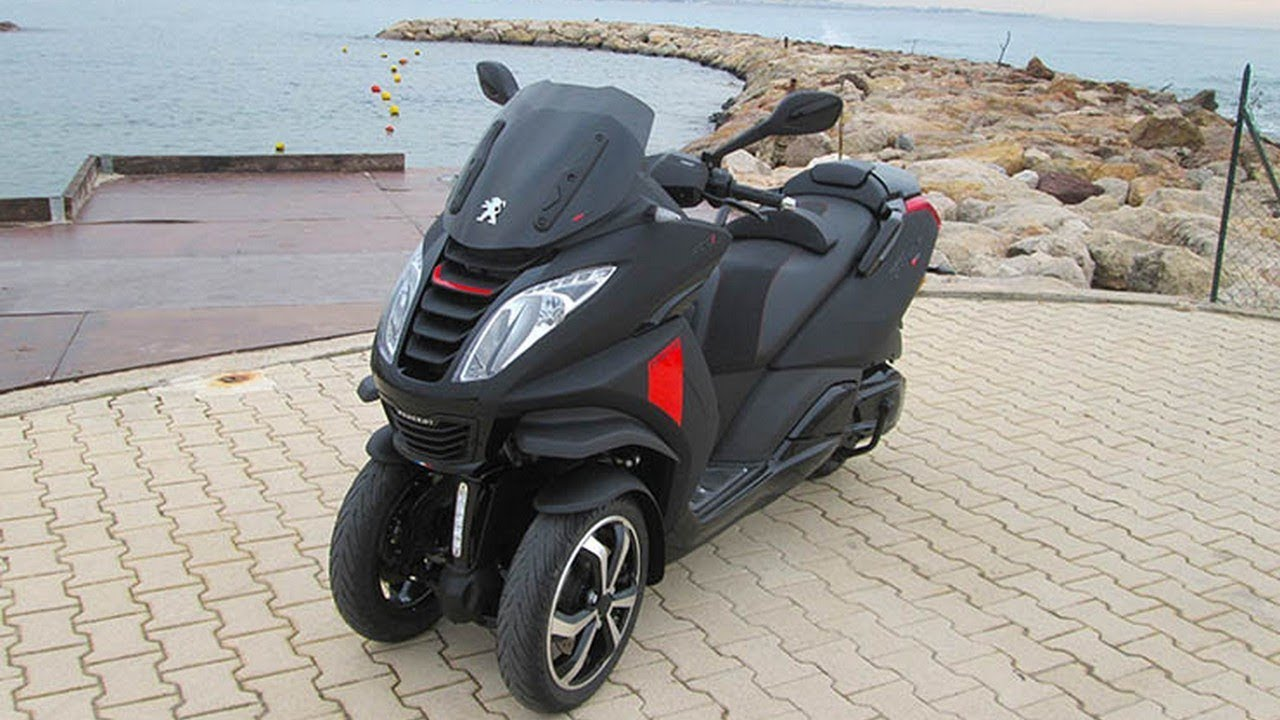 wow amazing 2017 peugeot metropolis 400 rx r scooter price spec youtube. Black Bedroom Furniture Sets. Home Design Ideas