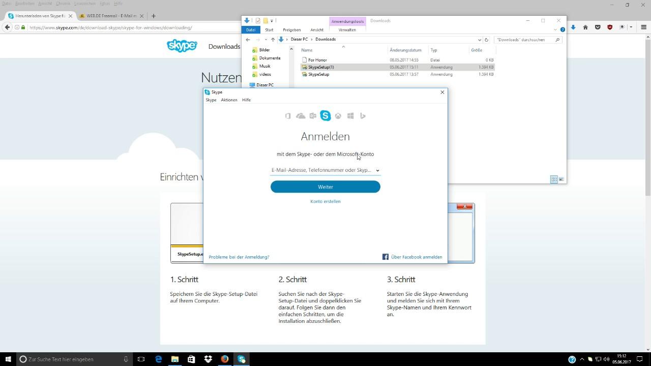 Skype Name Erstellen