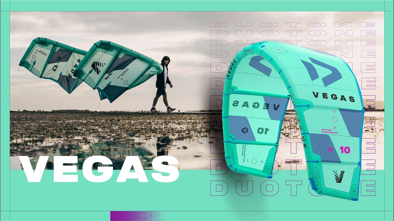 Duotone Vegas 2022. Let's go for a bit of freestyle!