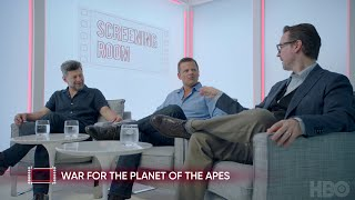 War for the Planet of the Apes Cast Interview (HBO)