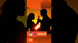 Jude Jo Tere Khwab Se To Tute Hum Nind Se    Full Screen Whatsapp Video