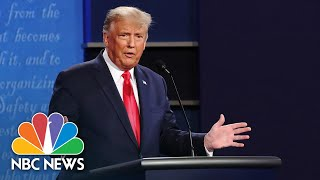 Trump On New Wave Of Covid Cases: 'It Will Go Away,' A Vaccine Is Coming | NBC News