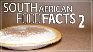 6 awesome south african food facts #2 | michael cost