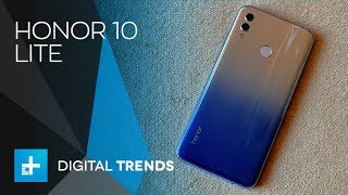 Honor 10 Lite Review: A cheap phone, lite on compromises