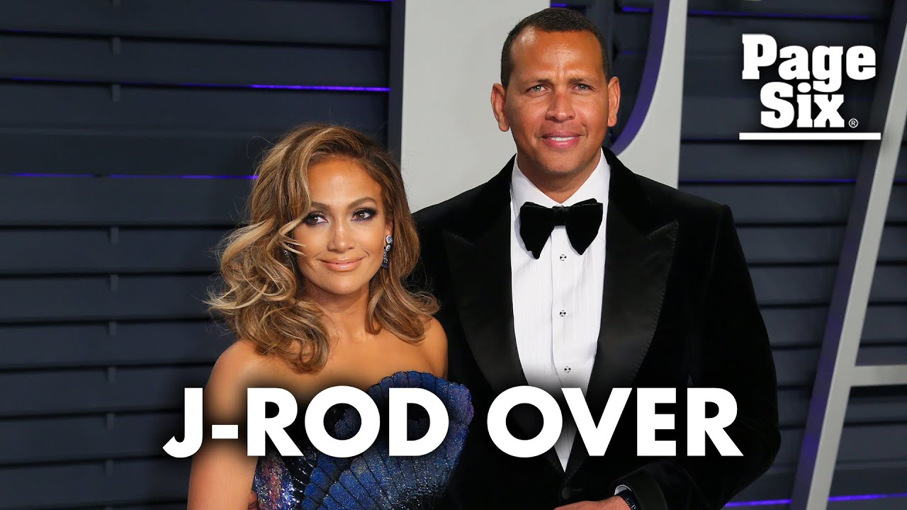 Jennifer Lopez and Alex Rodriguez break up, call off two-year ...