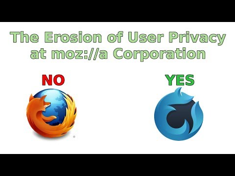 Mozilla Corporation Takes Firefox Down the Wrong Road