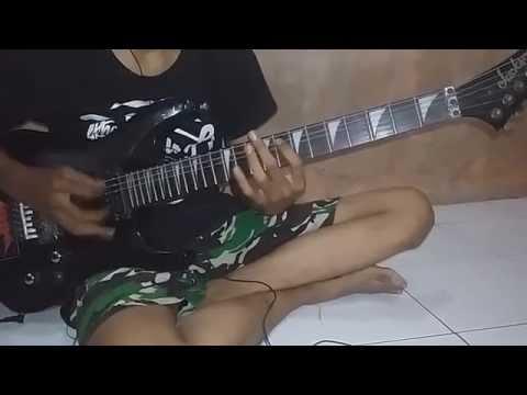 Revenge The Fate - Pembalasan (guitar Cover)