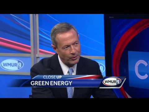 CloseUP: Martin O'Malley discusses platform