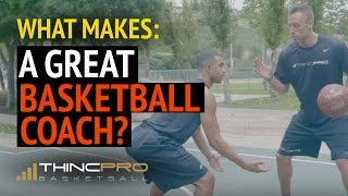 The TRUTH About BASKETBALL TRAINING! - What Makes a Great Basketball Coach?