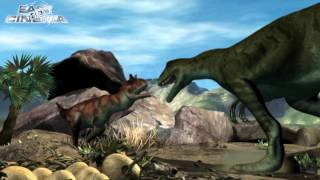 Films from DinoPark -  Giganotosaurus