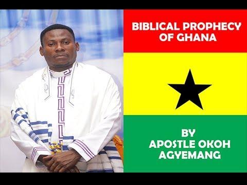BIBLICAL HISTORY OF GHANA