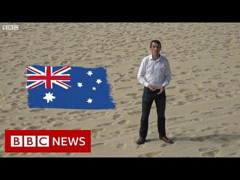 Australia Election: Fines, Donkey Votes And Democracy Sausages - BBC News