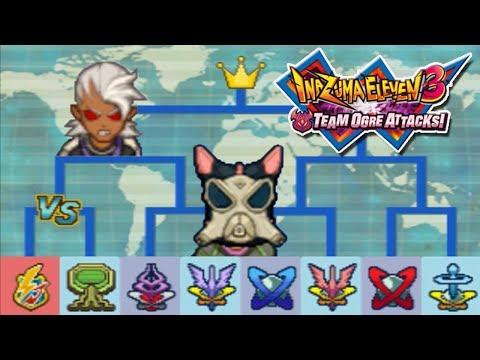 Let's Play Inazuma Eleven 3: Team Ogre Attacks! - Part 66 - Tournament Match Mode