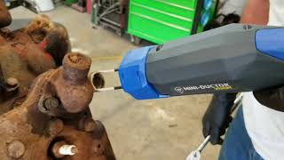 A Cool Tool for Removing Rusted bolts and fasteners