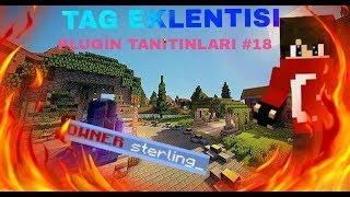 Minecraft:PE PocketMine-MP Tag Eklentisi PHP7 Eklenti Paylaşım Videoları #18 thumbnail