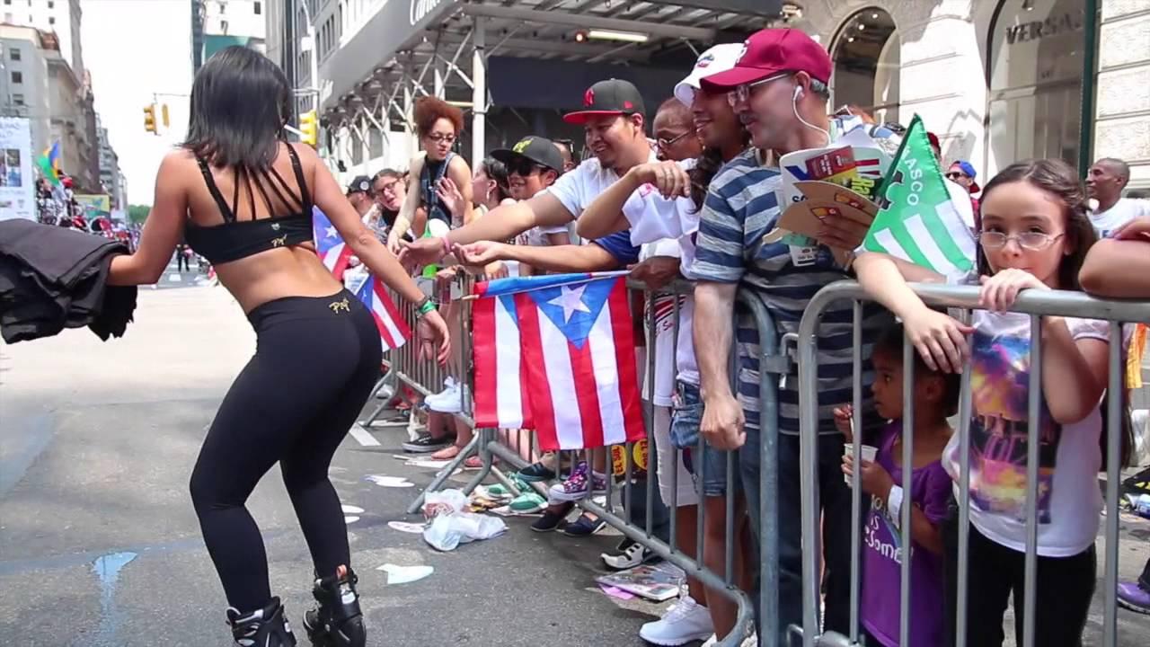 Parada Puertorrique 241 A 2015 Youtube