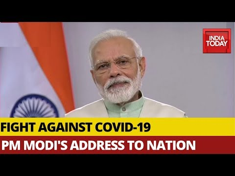 PM Modi's Address To Nation Over Covid19; Asks Citizens To Light Diyas On April 5 For 9 Minutes