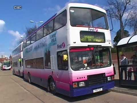 Journey to Colchester Bus Station in 2006