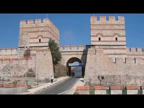 Стены Константинополя | Аудиогид по достопримечательностям Стамбула