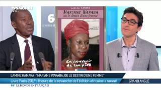 Livre Paris 2017 : l'heure de la revanche africaine a sonné