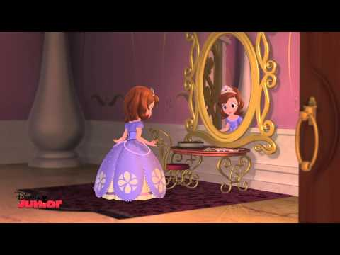 Sofia The First | I'm Not Ready To Be A Princess - Song | Disney Junior UK